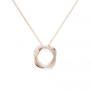 COLLIER FEMME POIRAY DIAMANTS AVIGNON 351130-PM