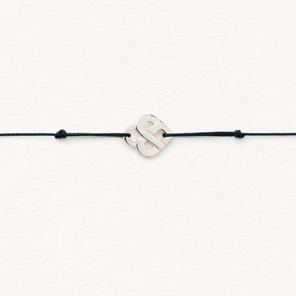 bracelet cordon femme poiray coeur or avignon 528516