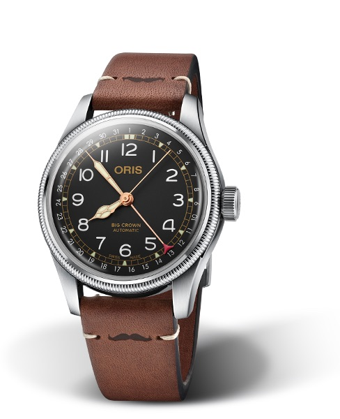 MONTRE HOMME ORIS BIG CROWN AVIGNON 0175477414037-SETLS