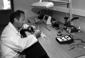 Atelier d'horlogerie à Avignon